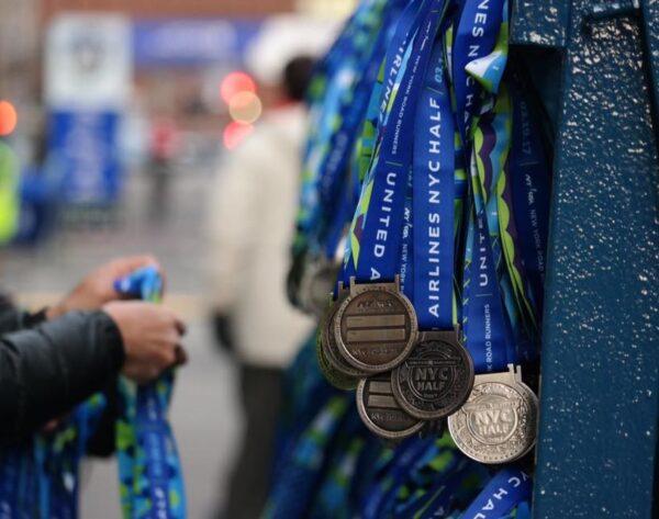 NYC Half Marathon Review