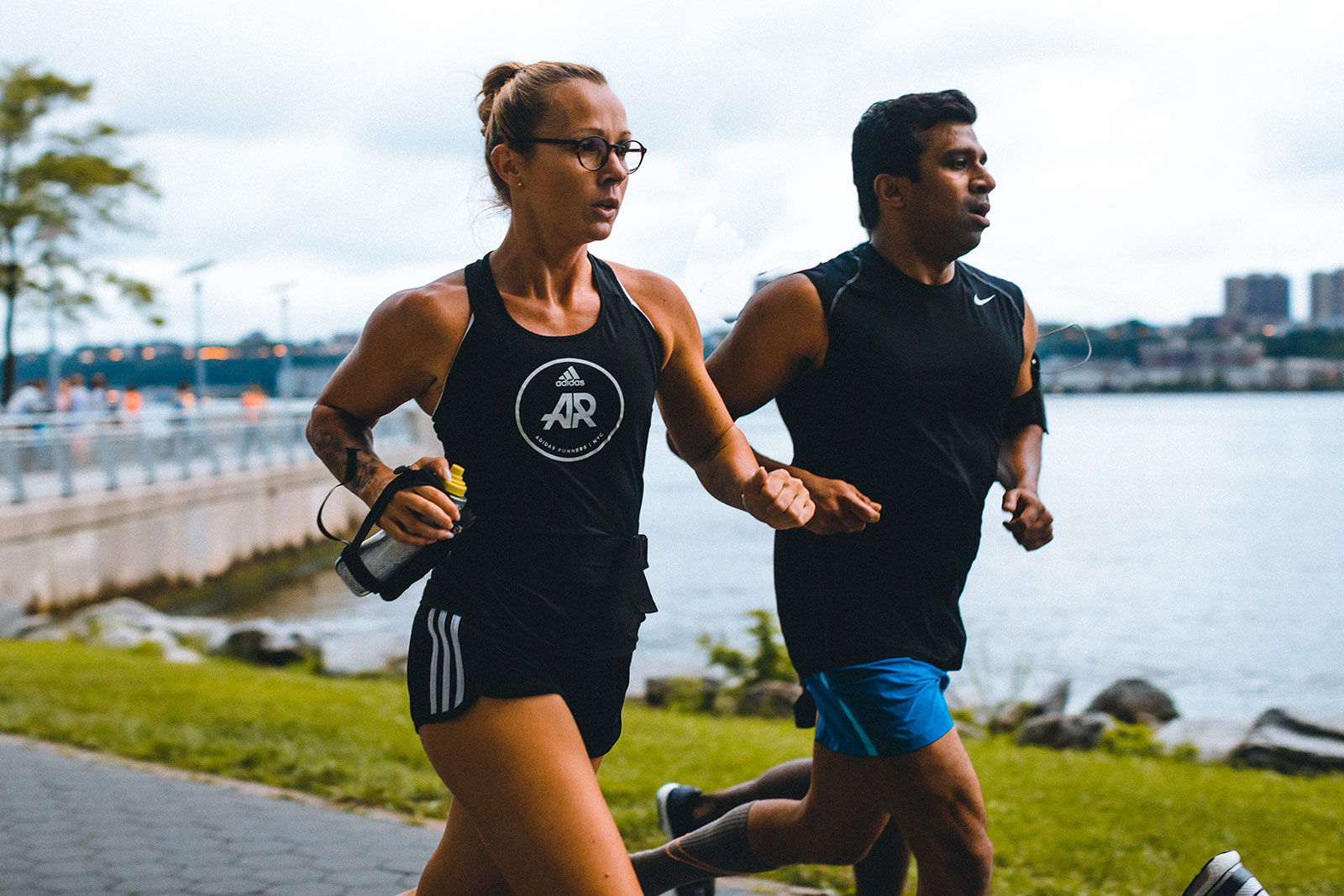sabrina Wieser adidas runners